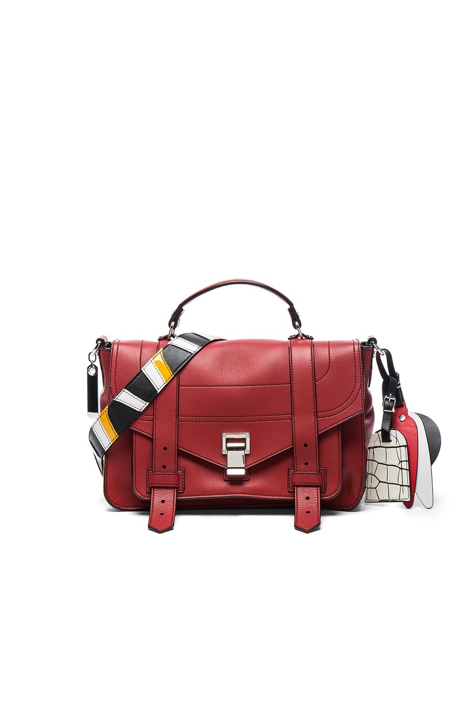 Image 1 of Proenza Schouler Medium PS1+ in Brick