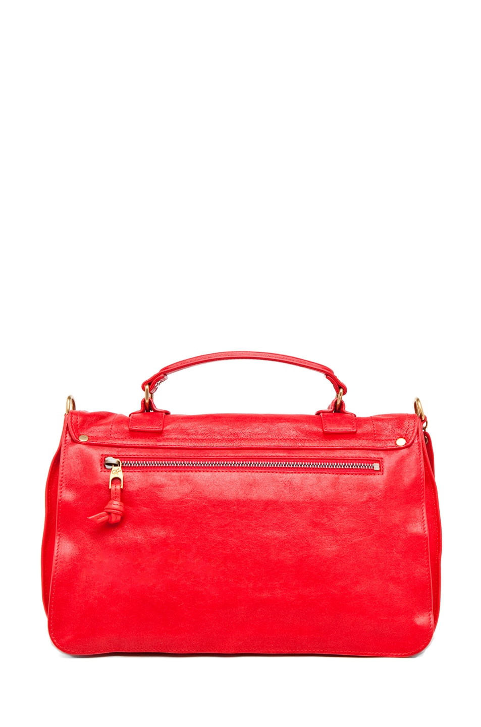 Image 2 of Proenza Schouler PS1 Medium in Bright Red