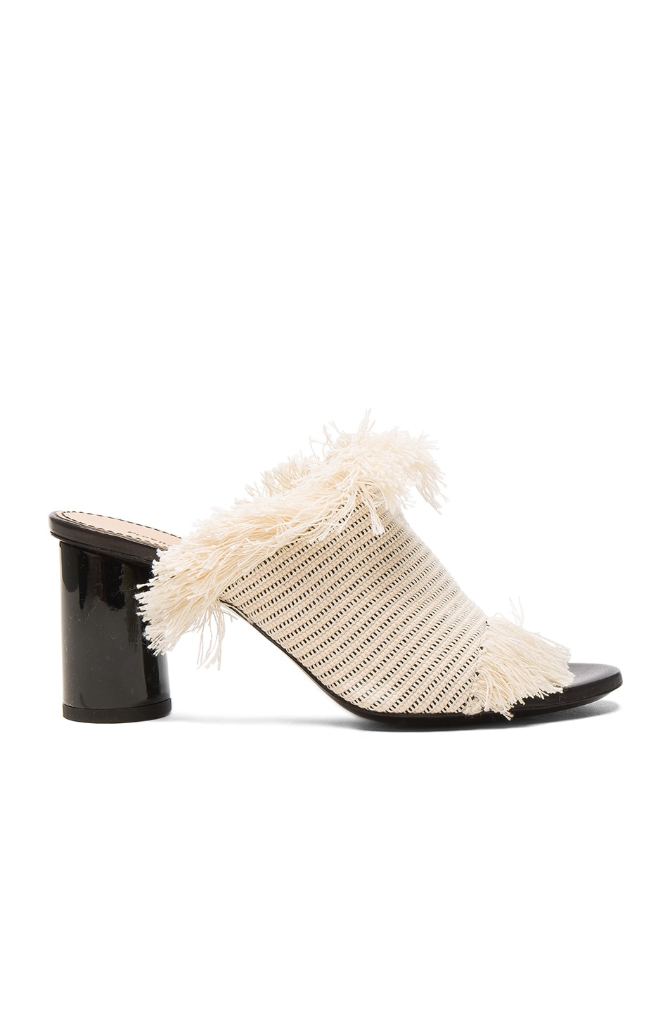 Image 1 of Proenza Schouler Mules in Canvas