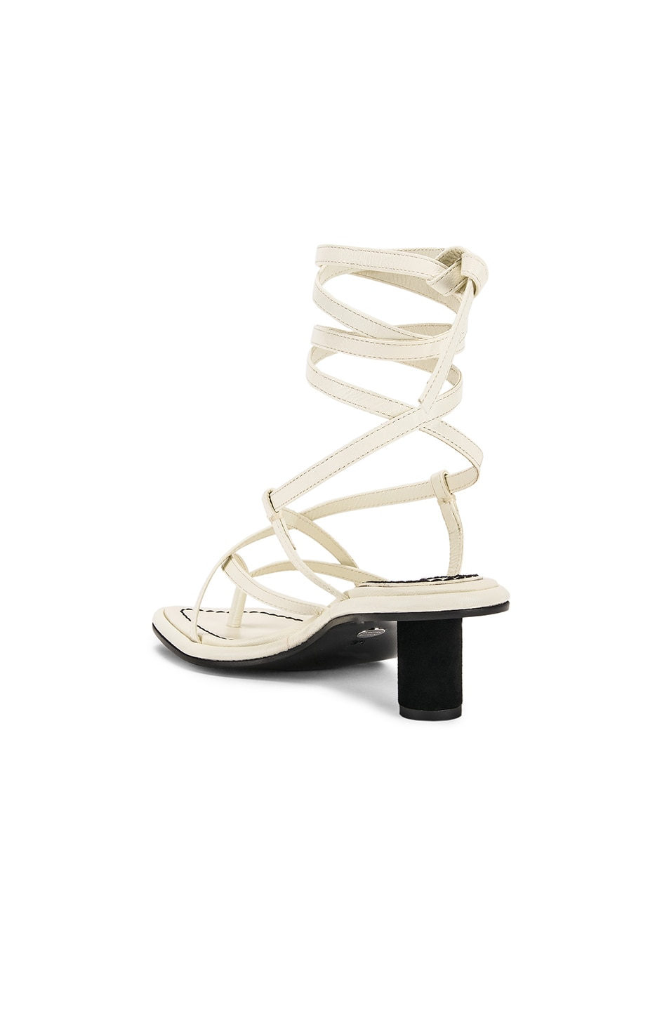 Image 3 of Proenza Schouler Gladiator Sandals in Ecru