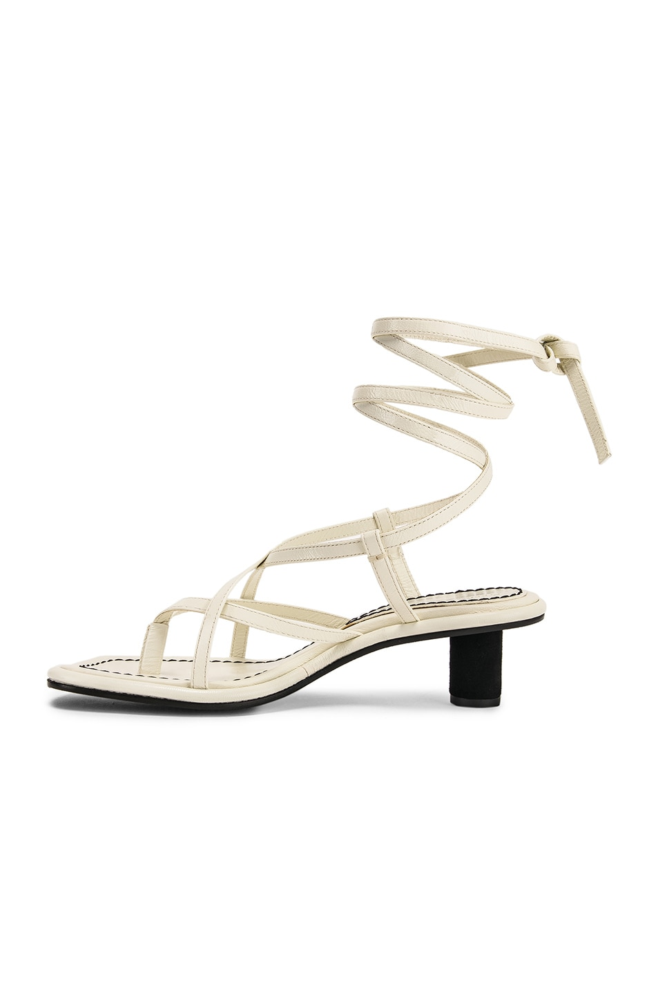 Image 5 of Proenza Schouler Gladiator Sandals in Ecru