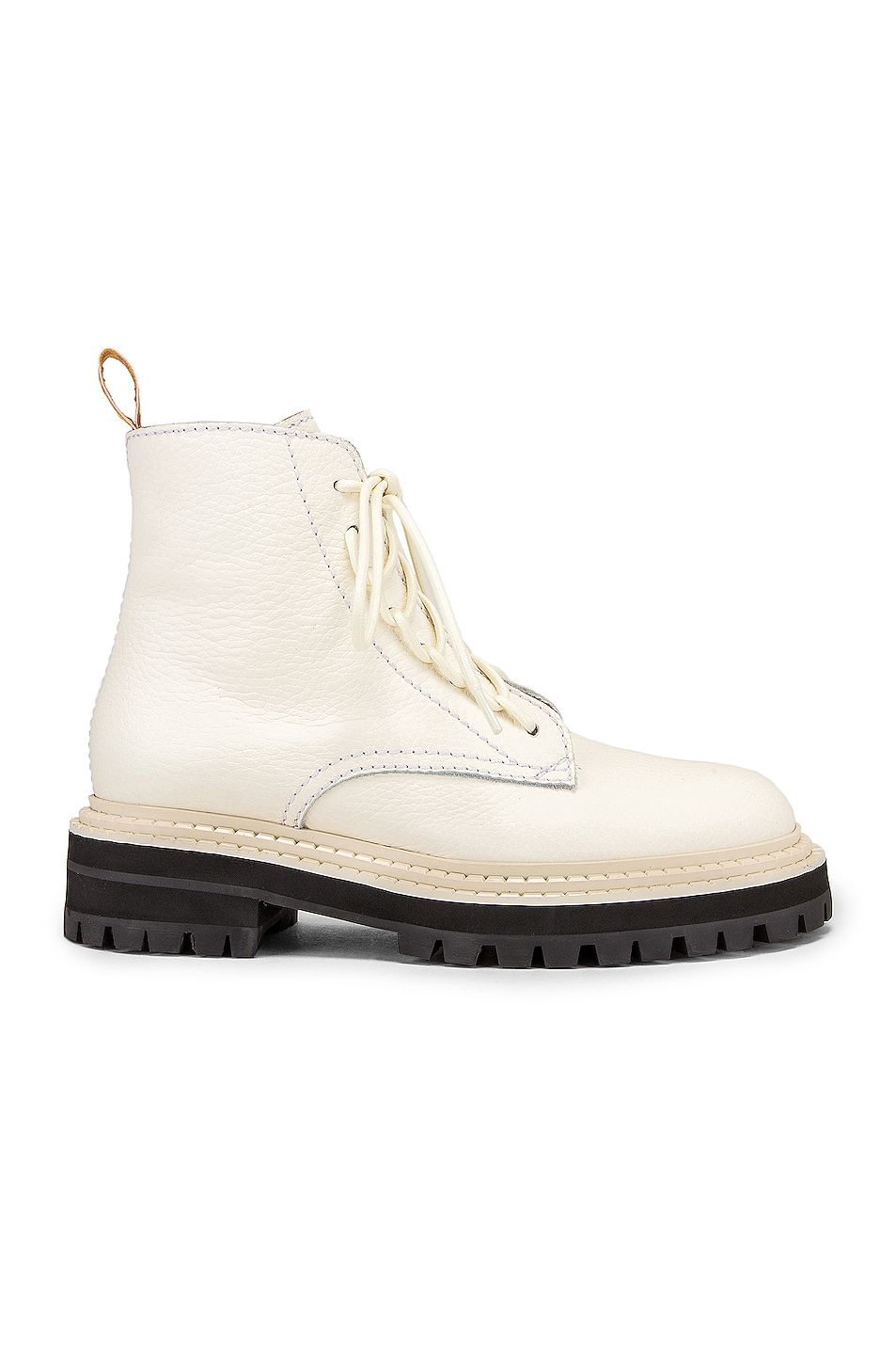 Image 1 of Proenza Schouler Chunky Boots in White