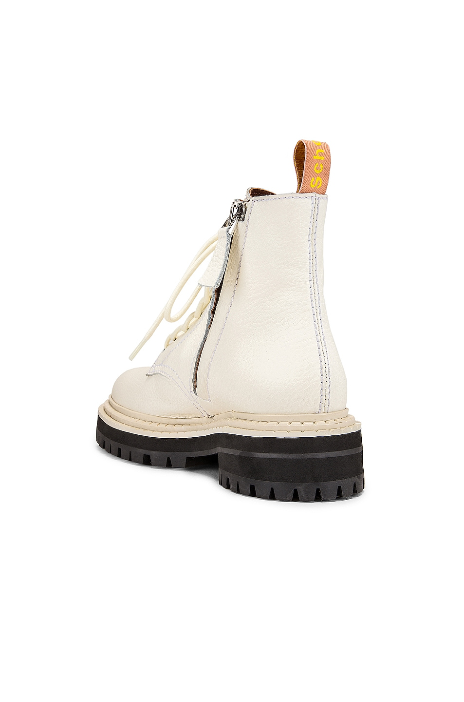 Image 3 of Proenza Schouler Chunky Boots in White