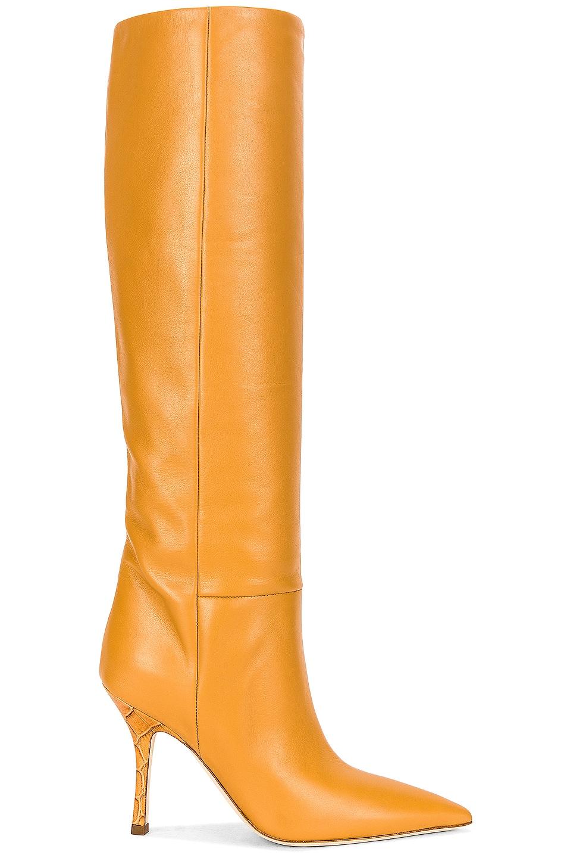 Image 1 of Paris Texas Mama Calf Boot in Caramello