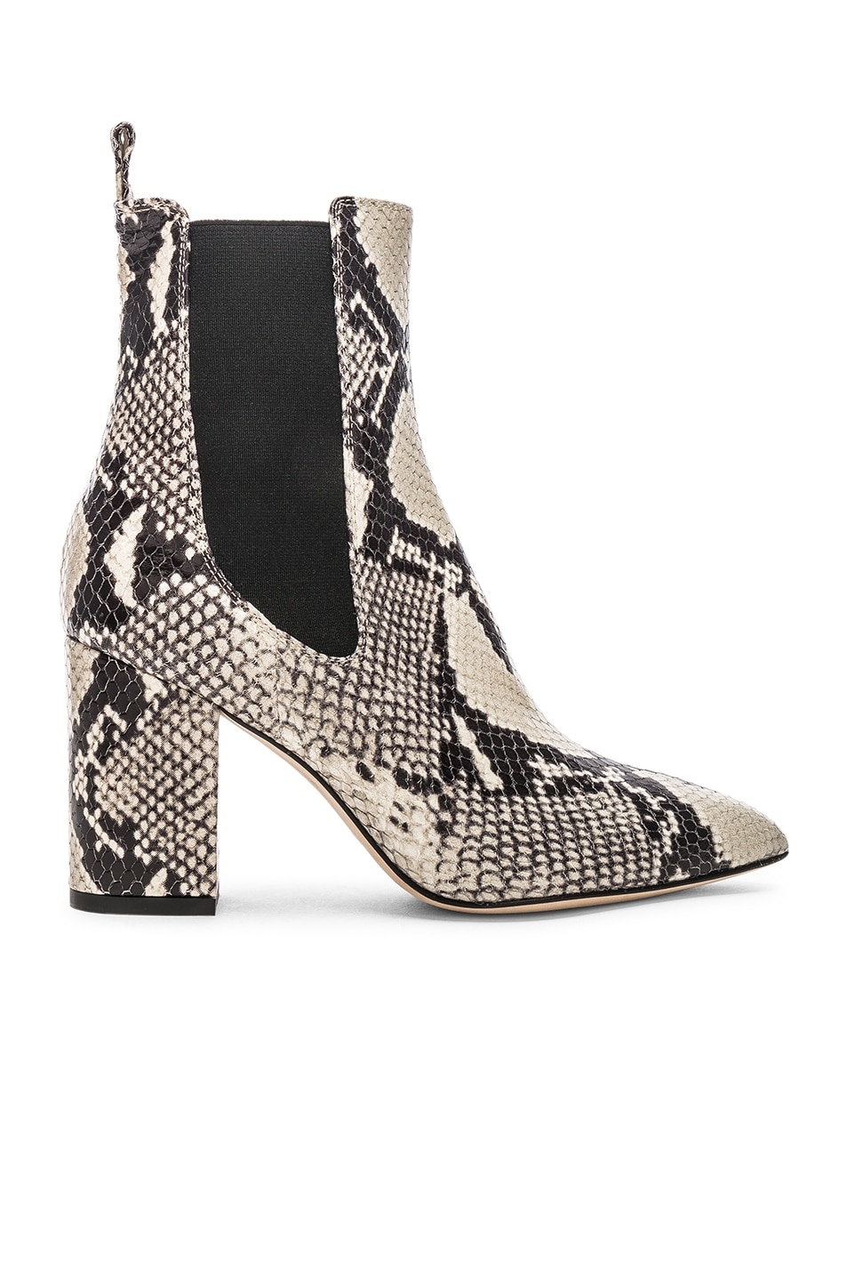 Image 1 of Paris Texas Ankle Boot in Natural Snake