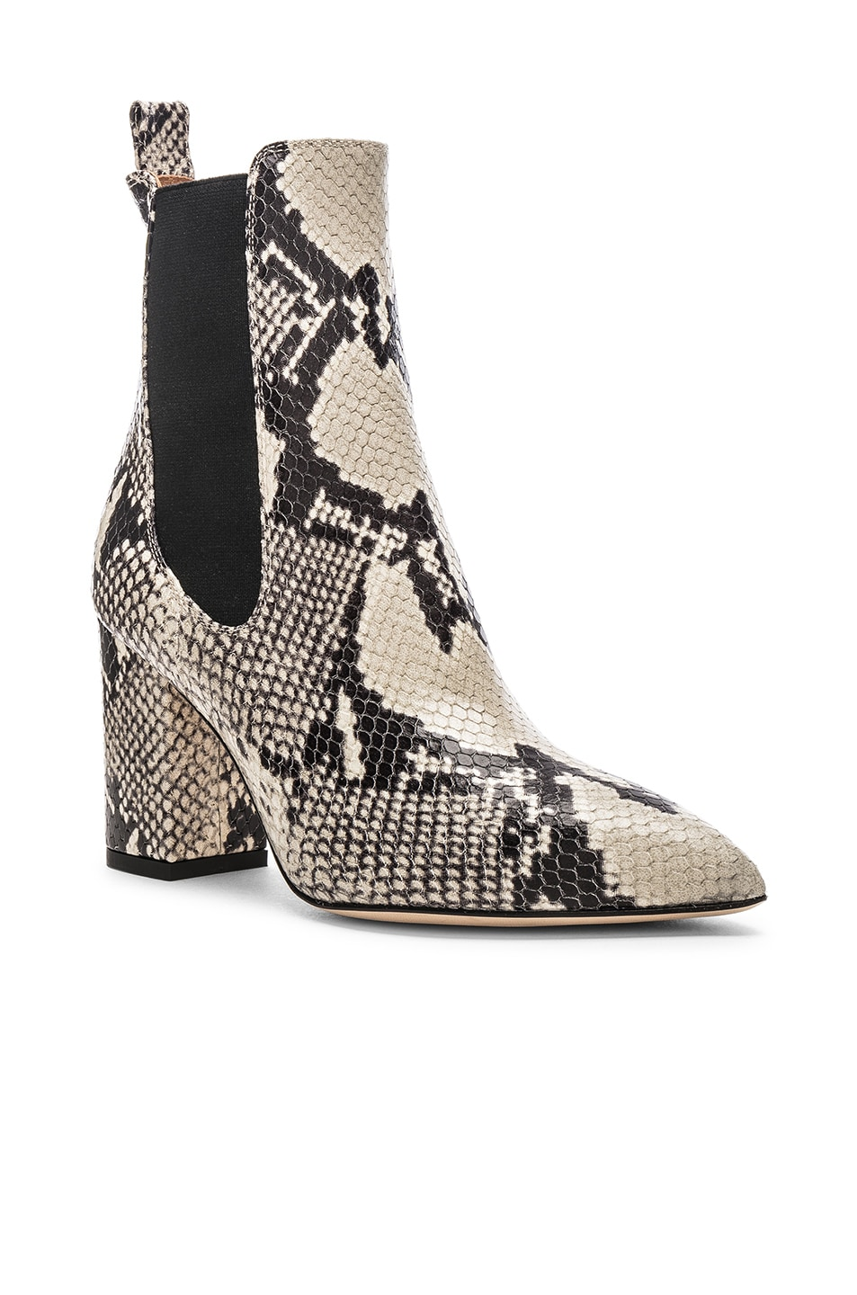 Image 2 of Paris Texas Ankle Boot in Natural Snake