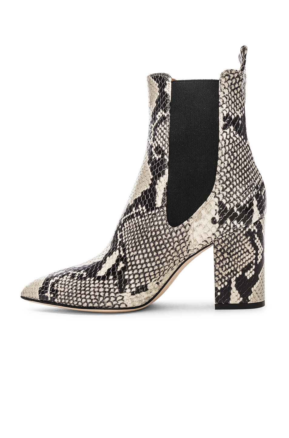 Image 5 of Paris Texas Ankle Boot in Natural Snake