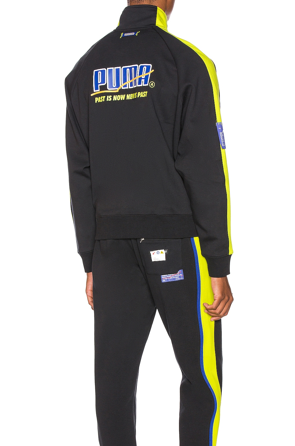 Image 1 of Puma Select x Ader T7 Track Jacket in Black