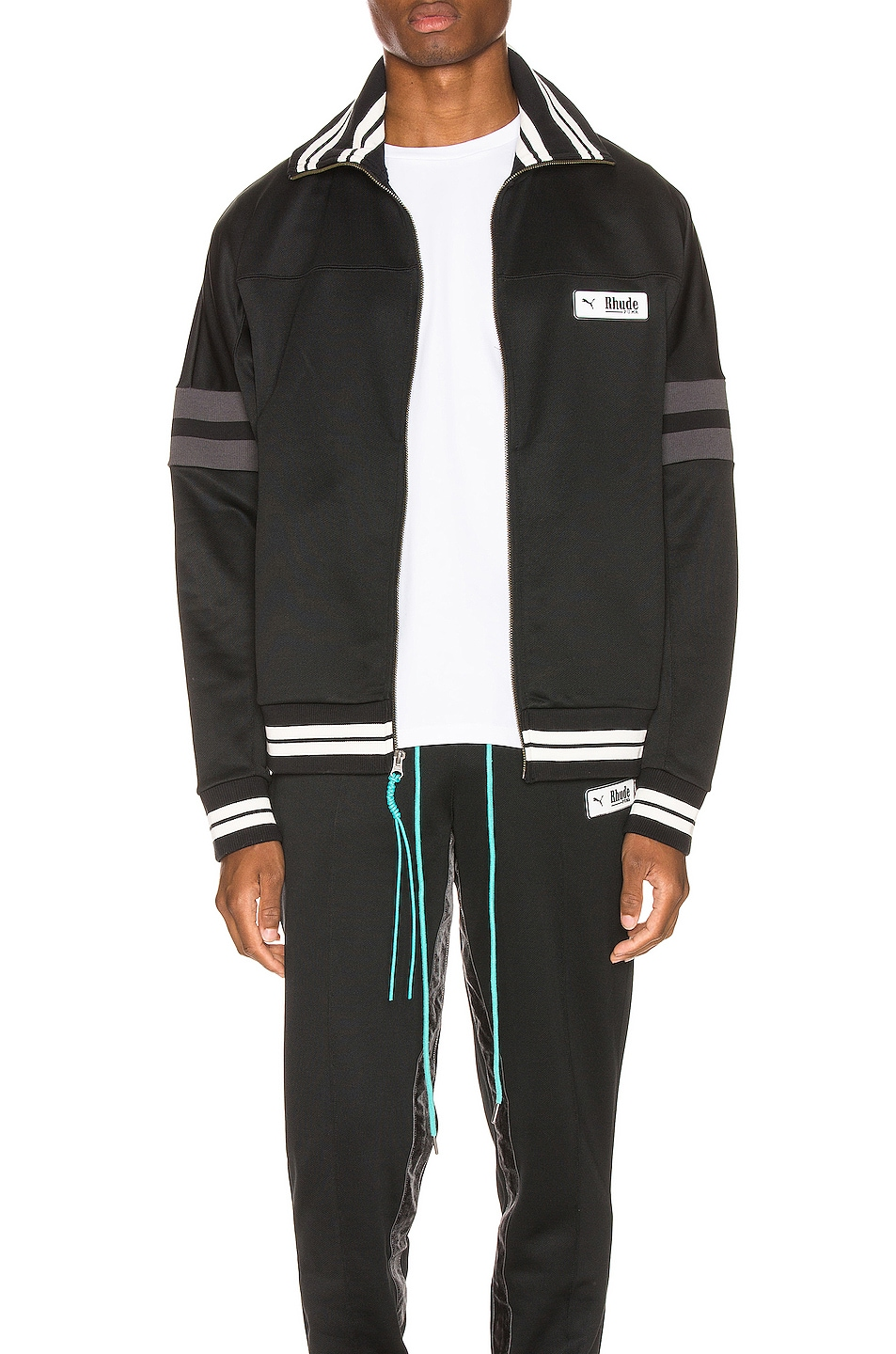 Image 1 of Puma Select x Rhude XTG Track Jacket in Black