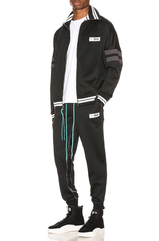 Image 5 of Puma Select x Rhude Trackpants in Black