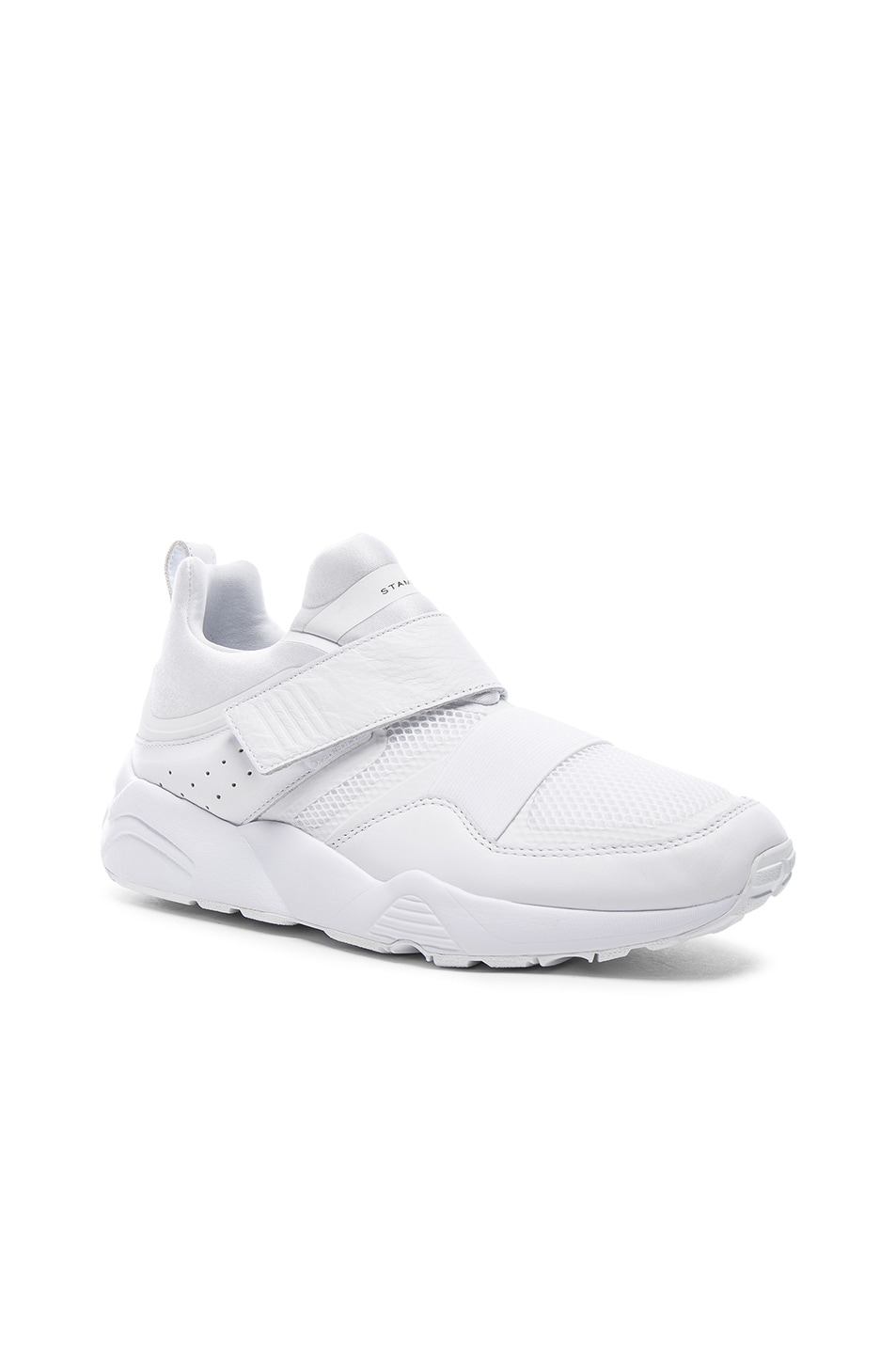 Image 1 of Puma Select x Stampd Blaze of Glory Strap in White