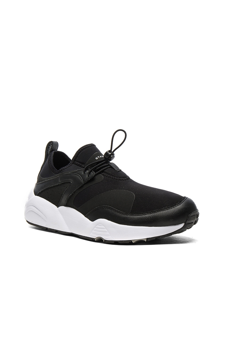 cab2ac714dc9 Image 1 of Puma Select x Stampd Blaze of Glory in Black   White