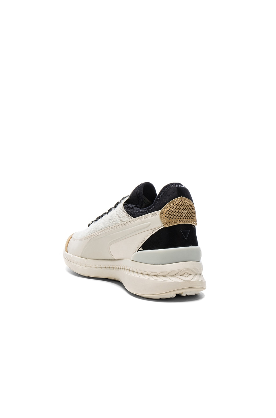 puma ignite sock beige