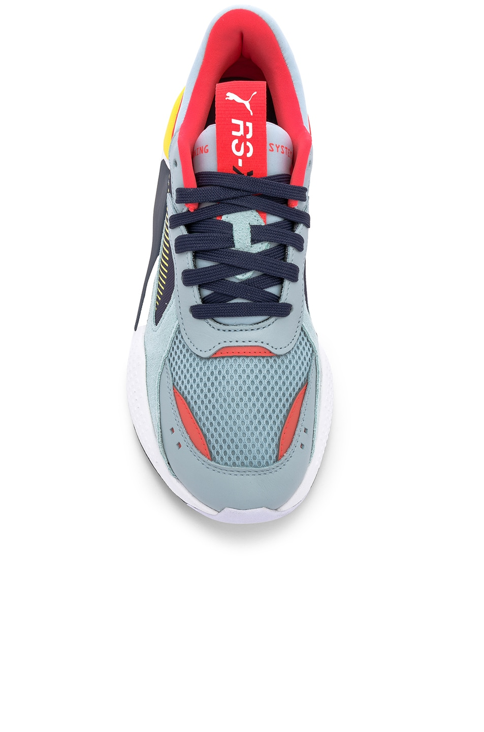 6074fdfde Image 4 of Puma Select RS-X Reinvention in Light Sky-Peacoat