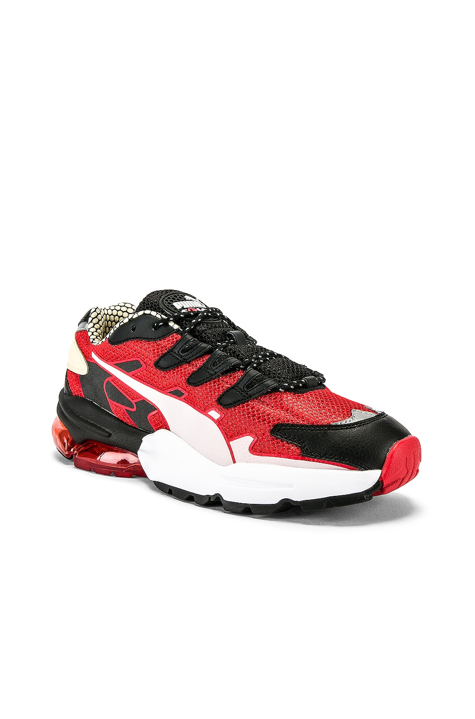 Image 1 of Puma Select Cell Alien Kotto in High Risk Red & Puma Black