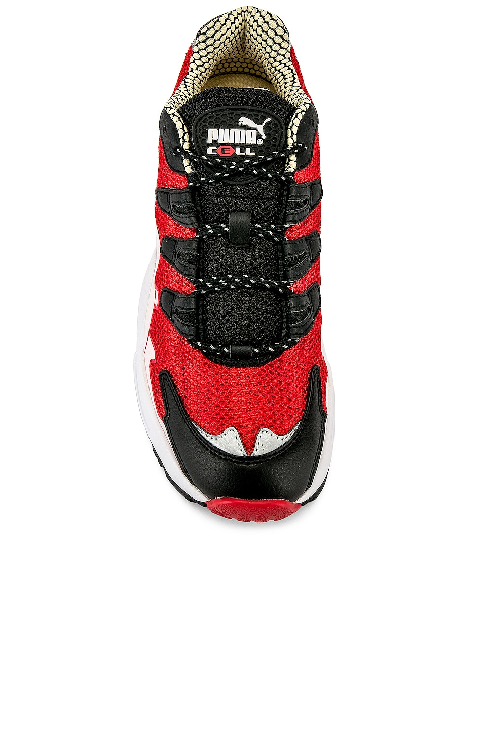 Image 4 of Puma Select Cell Alien Kotto in High Risk Red & Puma Black