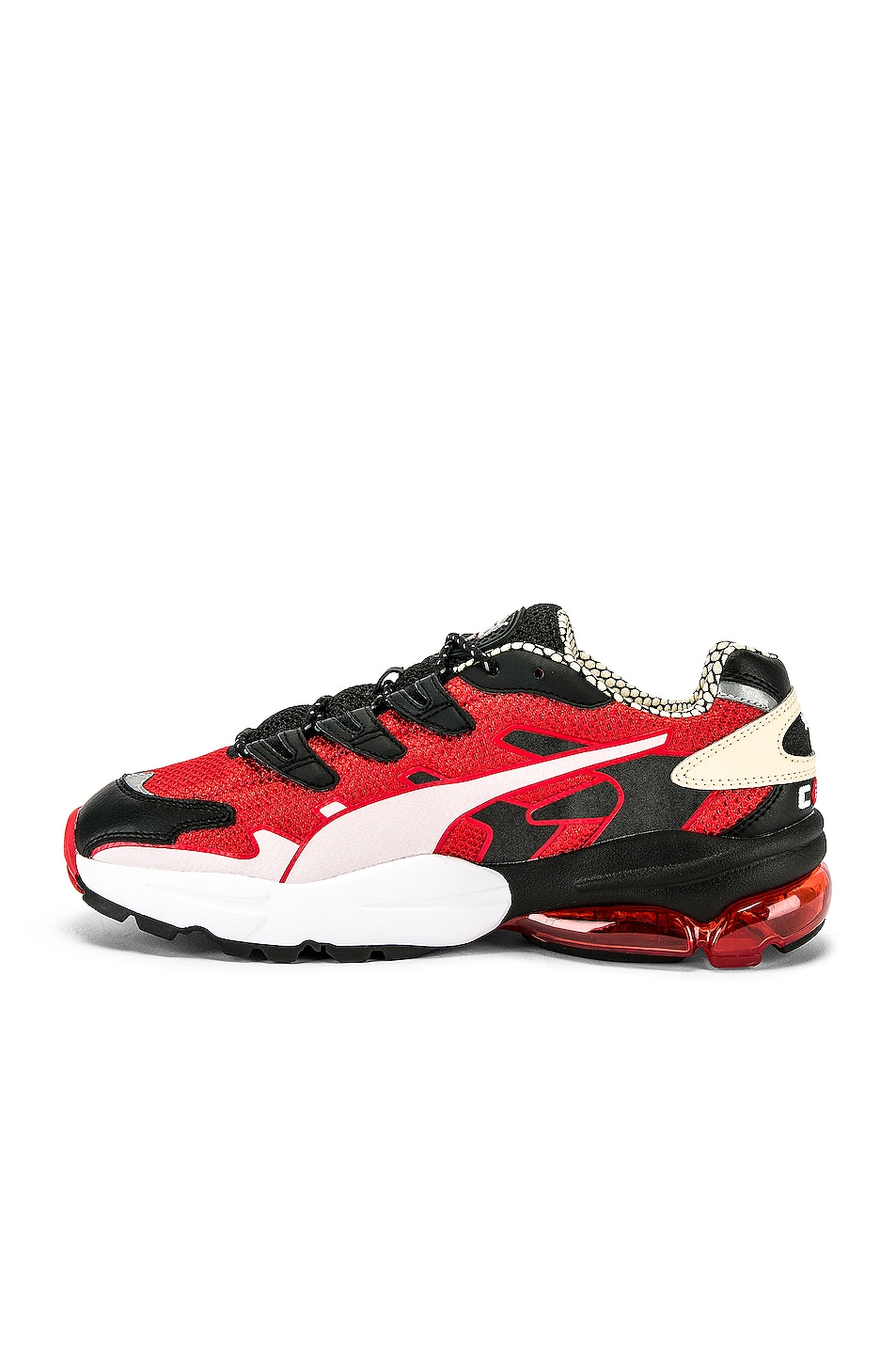 Image 5 of Puma Select Cell Alien Kotto in High Risk Red & Puma Black