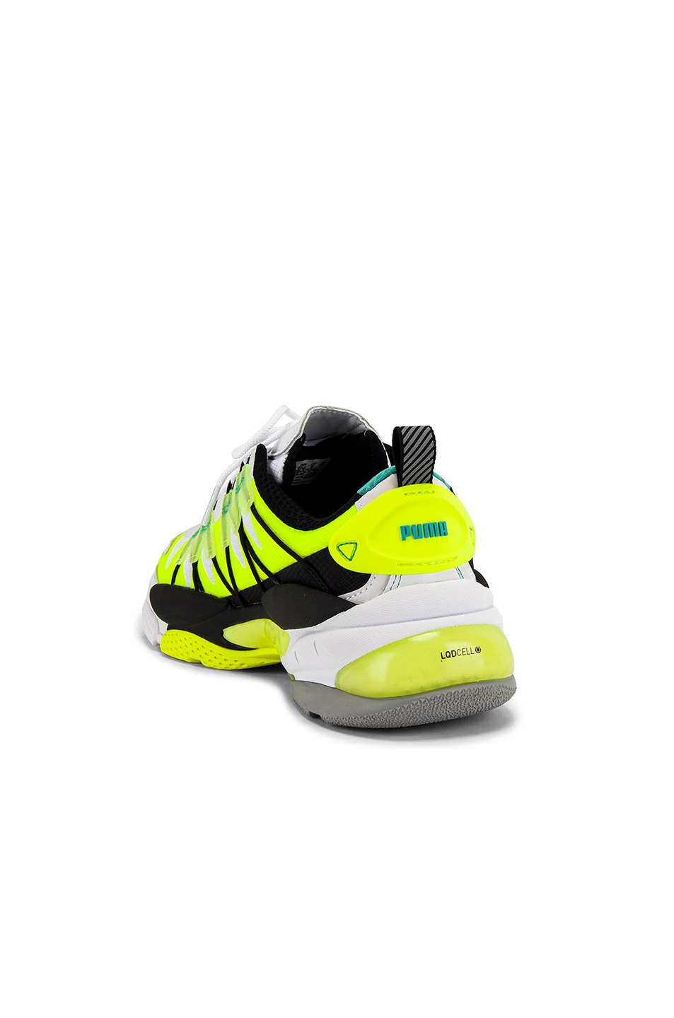 Image 3 of Puma Select LQD Cell Omega Lab in White & Yellow Alert
