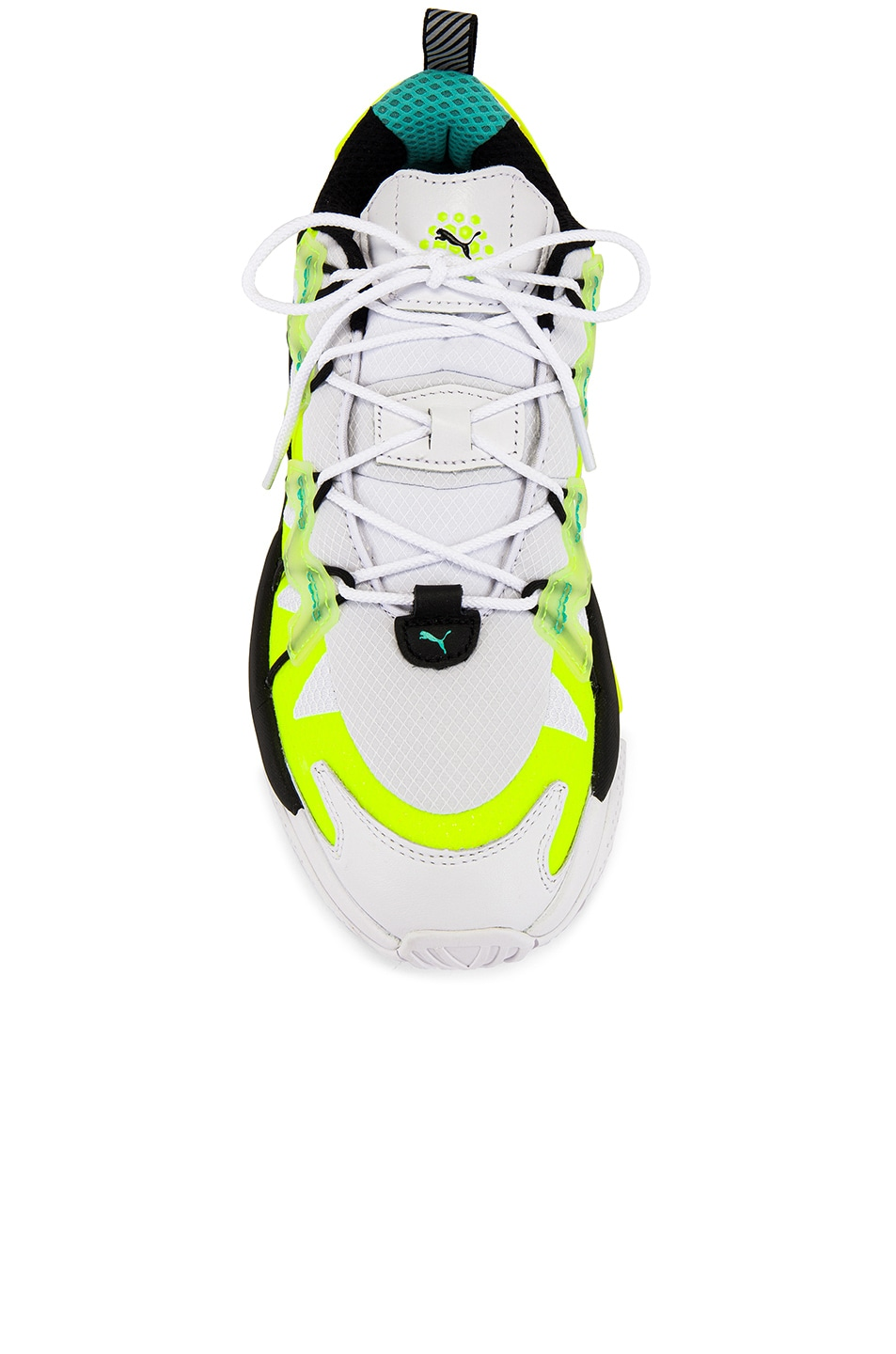 Image 4 of Puma Select LQD Cell Omega Lab in White & Yellow Alert