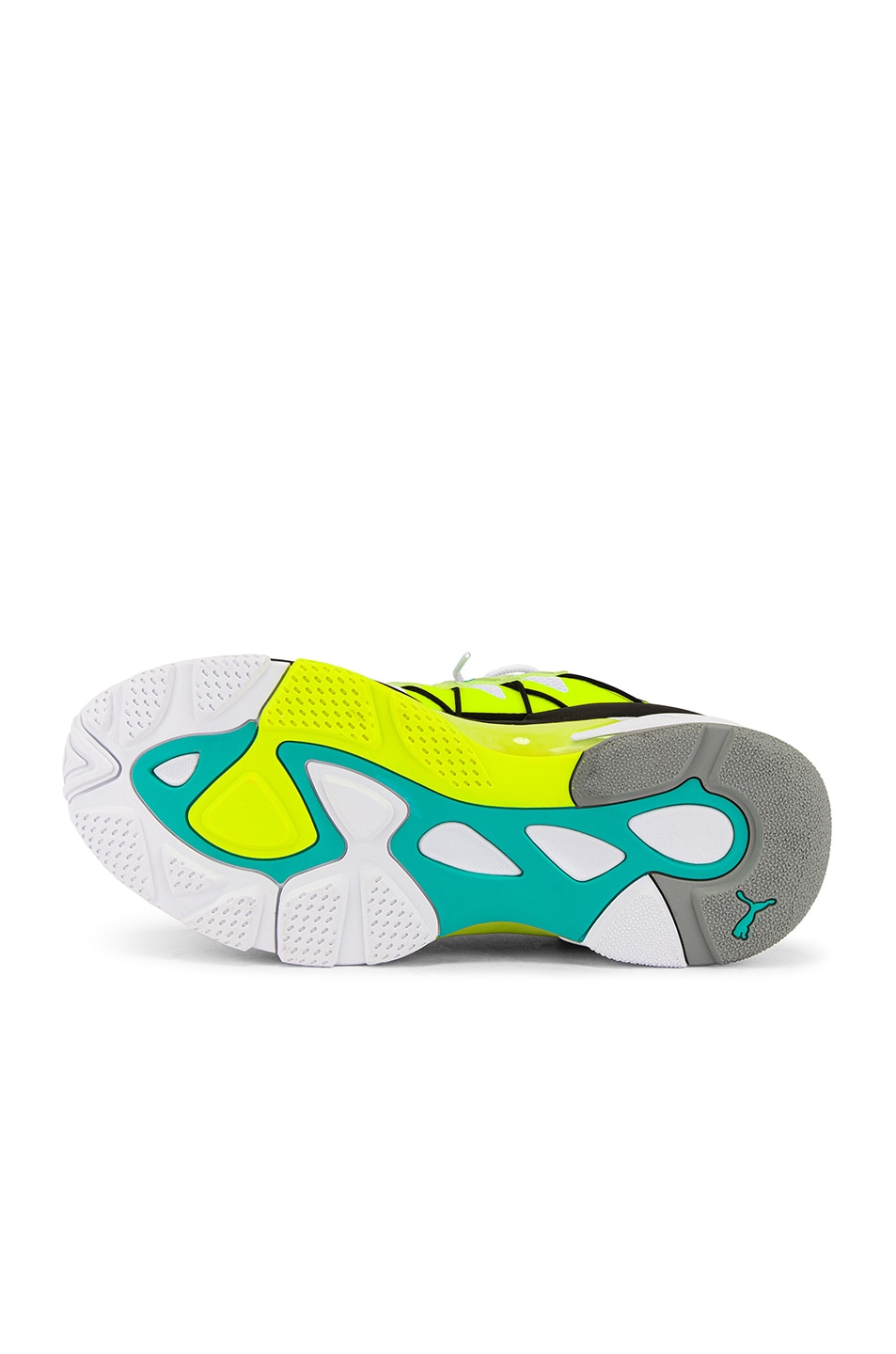 Image 6 of Puma Select LQD Cell Omega Lab in White & Yellow Alert