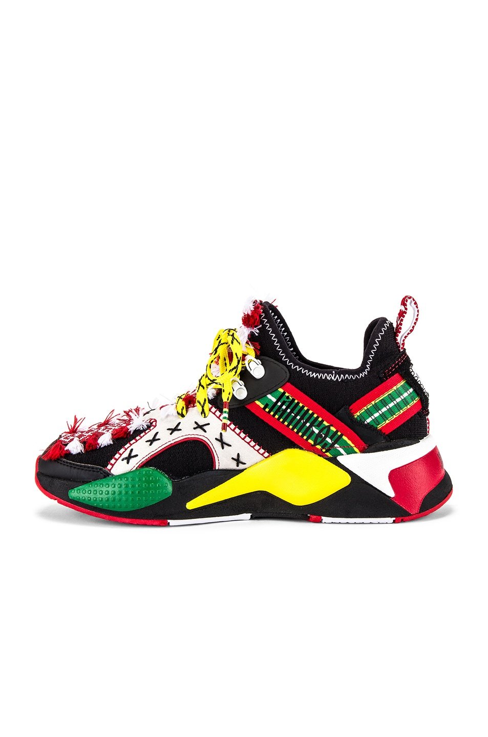 Image 5 of Puma Select RS-X Knit Jahnkoy in Puma Black