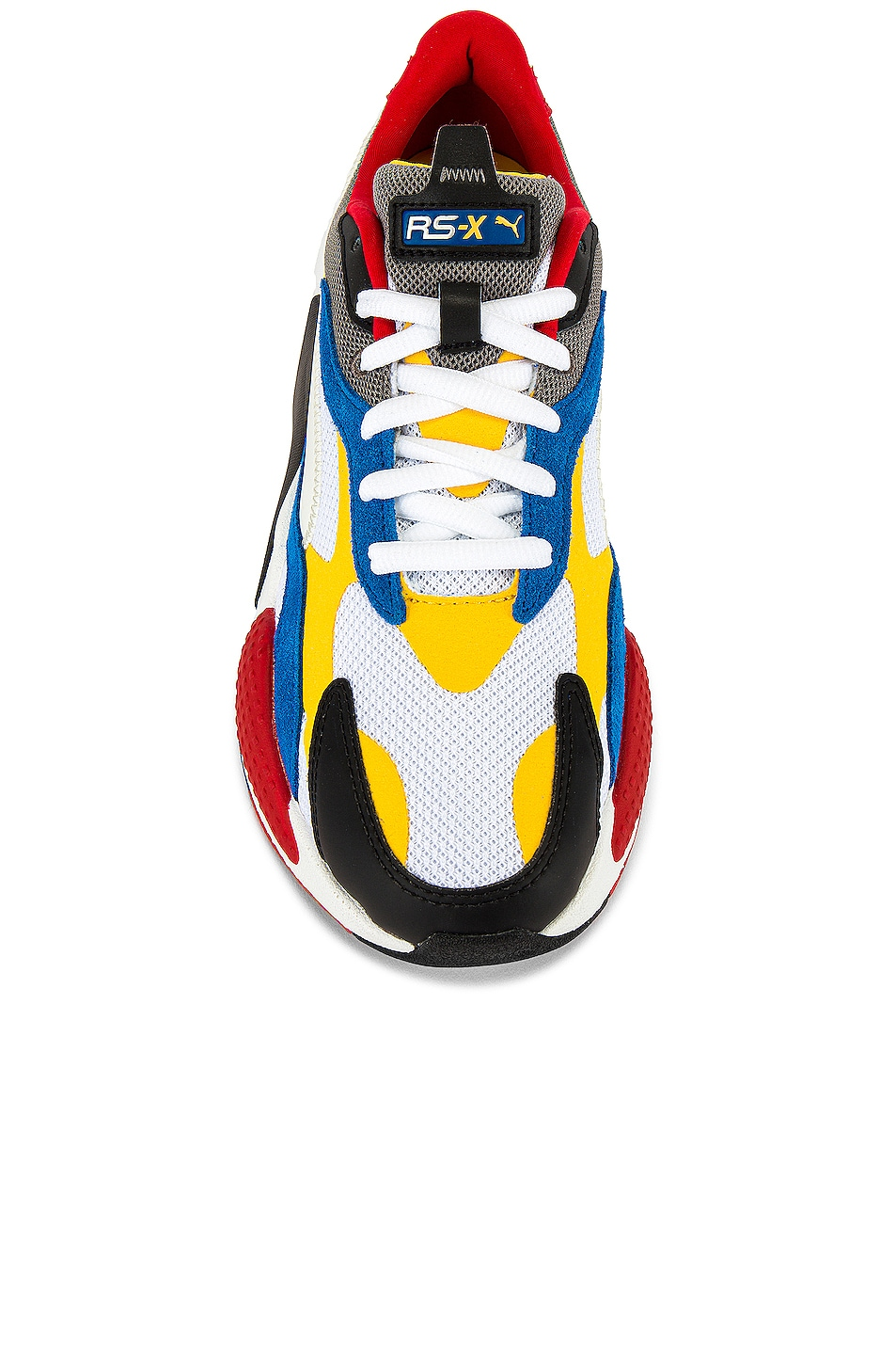 Image 4 of Puma Select RSX Cube RS-X3 Puzzle in Puma White & Spectra Yellow