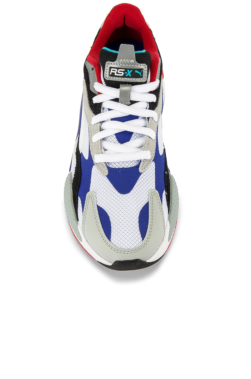 Image 4 of Puma Select RSX Cube RS-X3 Puzzle in Puma White & Dazzling Blue