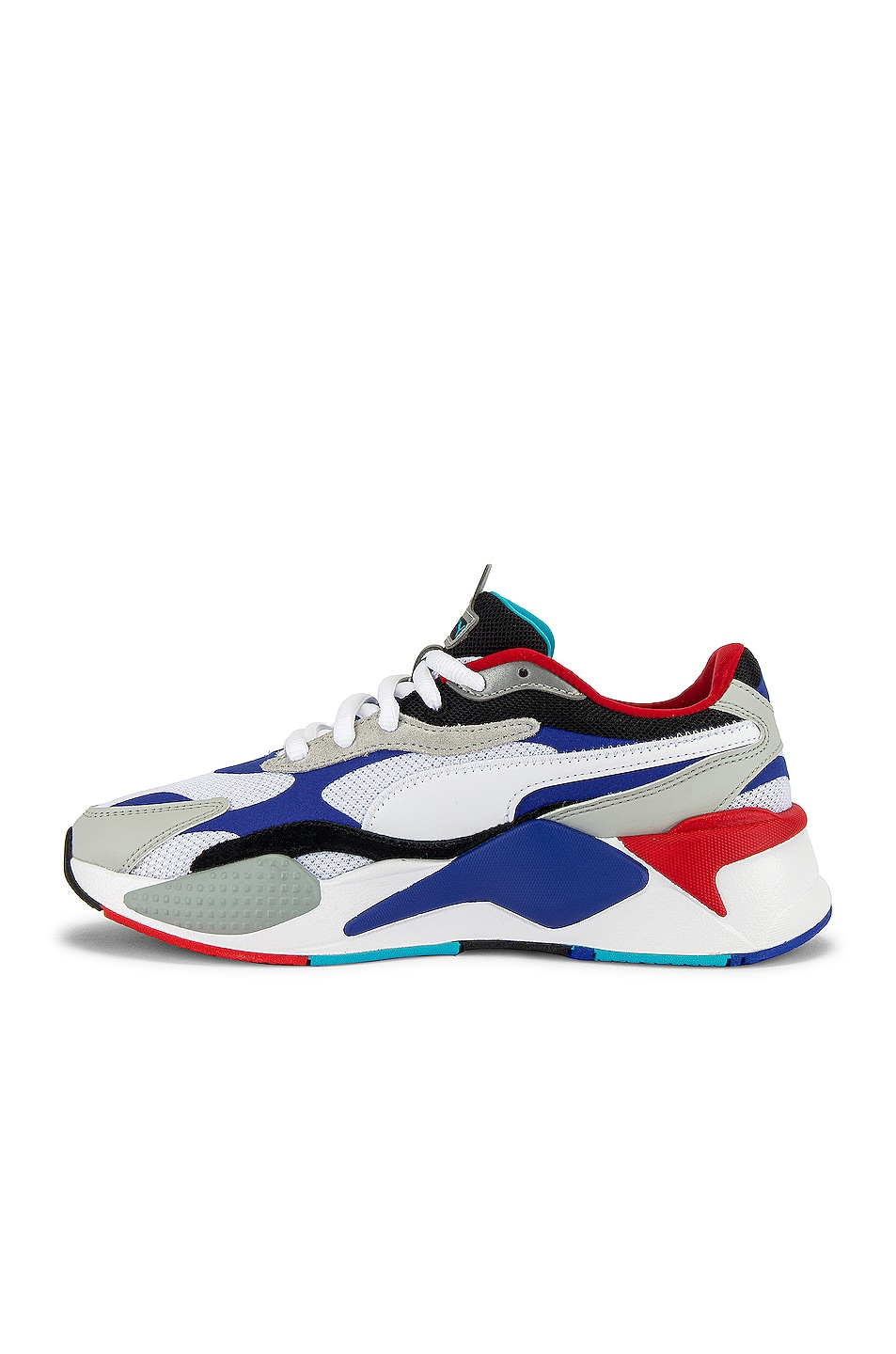 Image 5 of Puma Select RSX Cube RS-X3 Puzzle in Puma White & Dazzling Blue