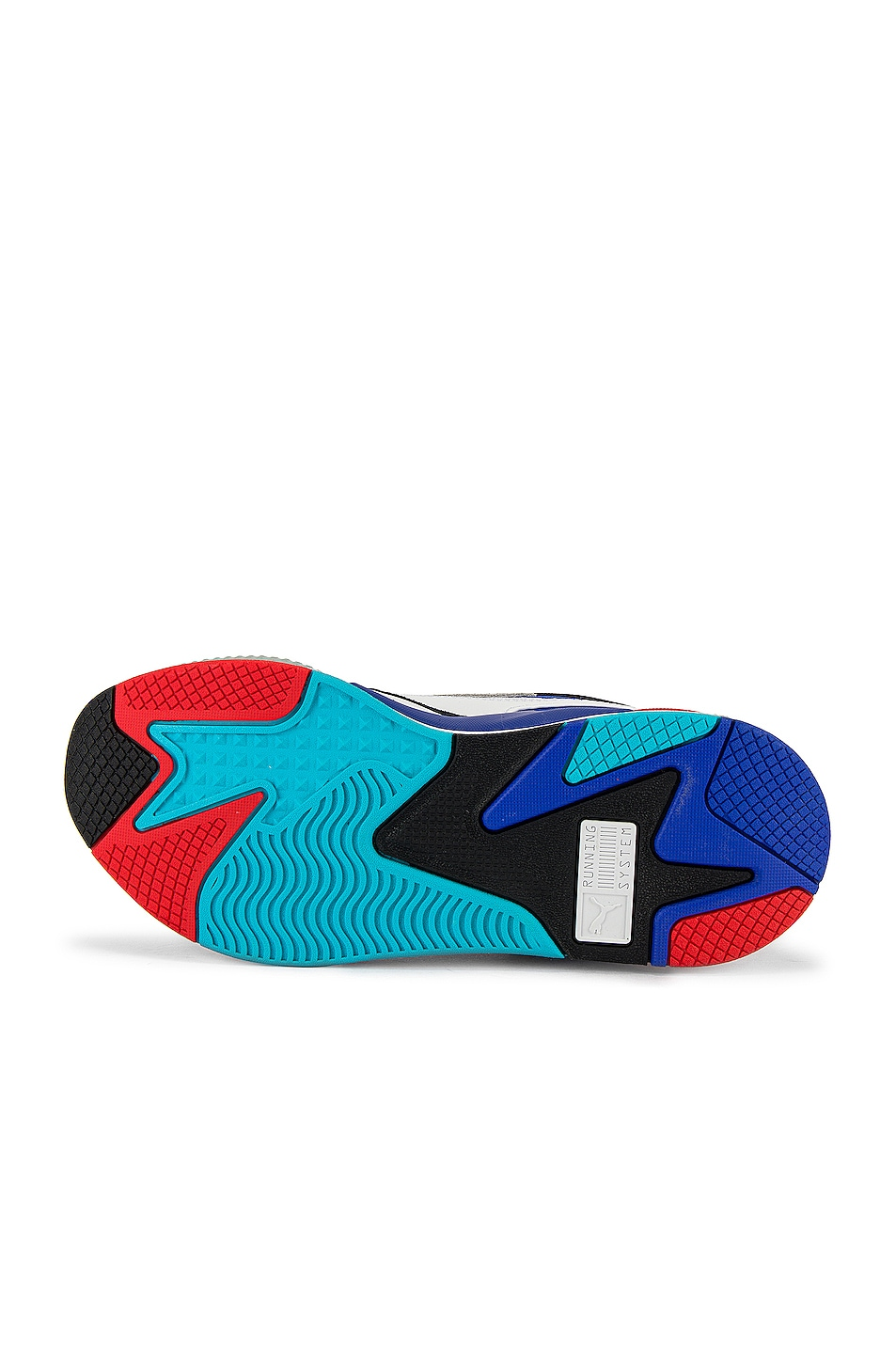 Image 6 of Puma Select RSX Cube RS-X3 Puzzle in Puma White & Dazzling Blue