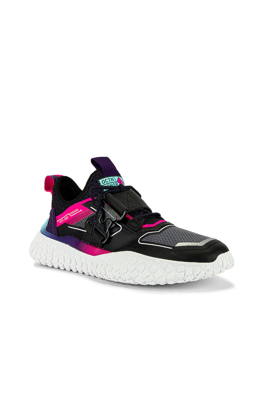 Image 1 of Puma Select Hi OCTN x NFS in Puma Black & Puma White & Pink Glo