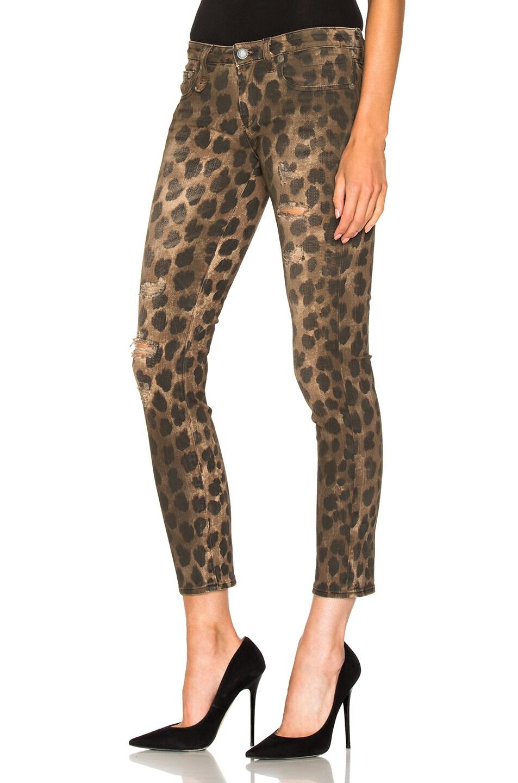 Image 2 of R13 Kate Skinny in Leopard