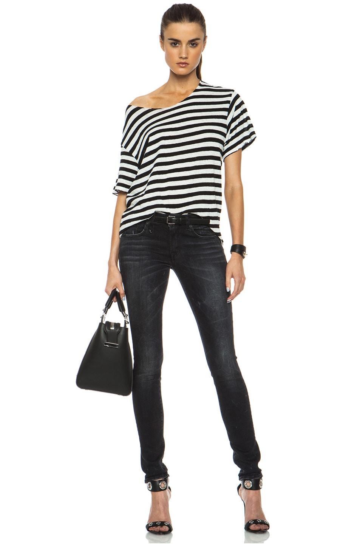 skinny jeans - Black R13 KB27Jty7Q