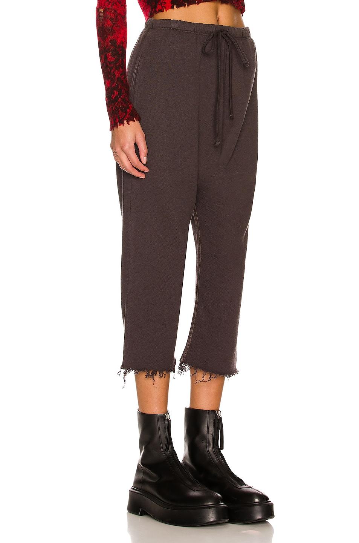 Image 2 of R13 Field Sweatpants in Vintage Black