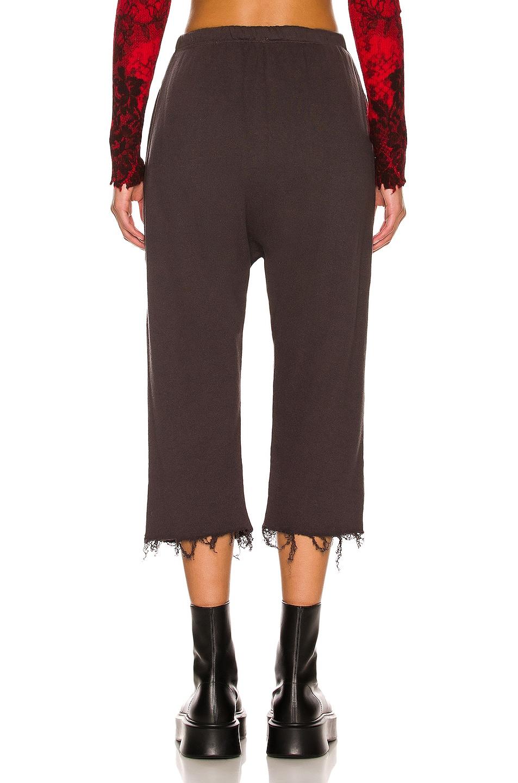 Image 3 of R13 Field Sweatpants in Vintage Black