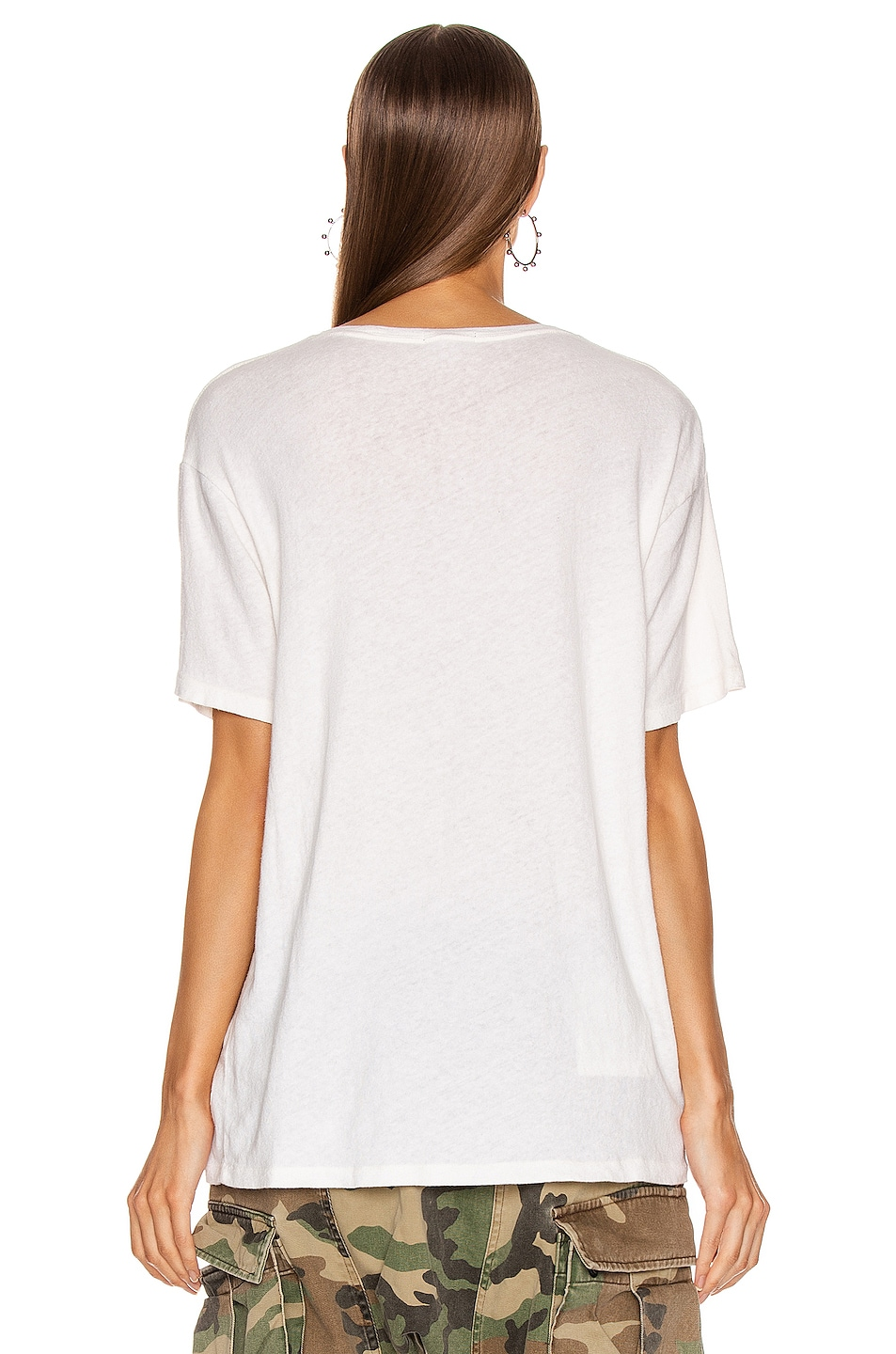 Image 3 of R13 Dspt Event Boy Tee in Dirty White