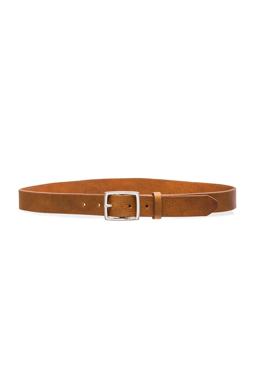Image 1 of Rag & Bone Boyfriend Belt in Brown