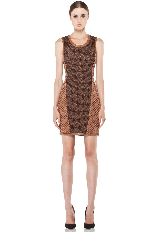 Image 1 of Rag & Bone Amanda Dress in Copper
