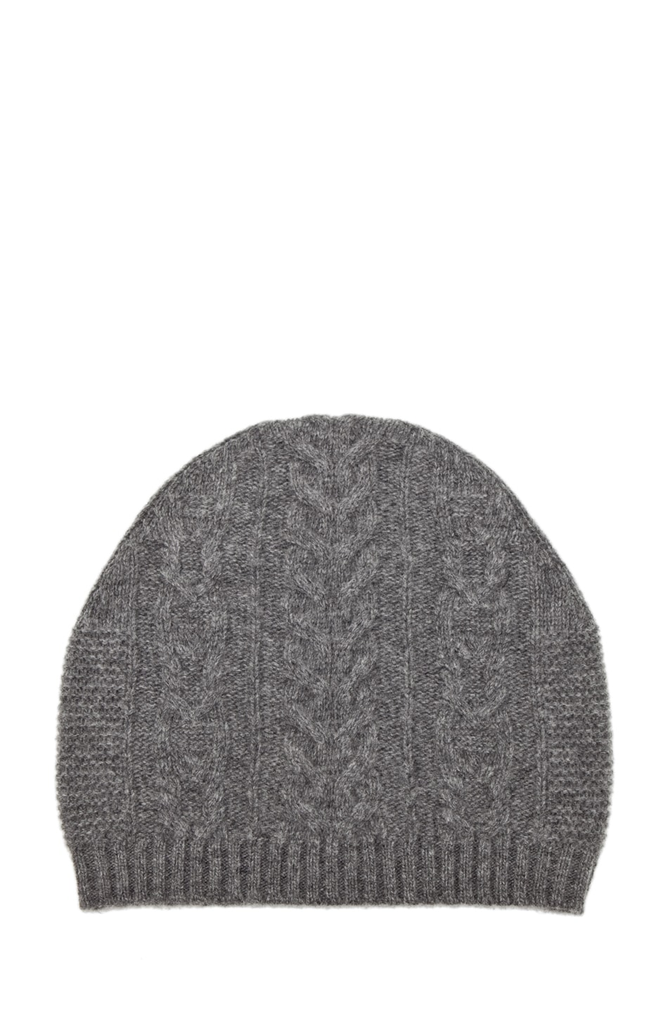 Image 1 of Rag & Bone Danby Beanie in Ash Grey