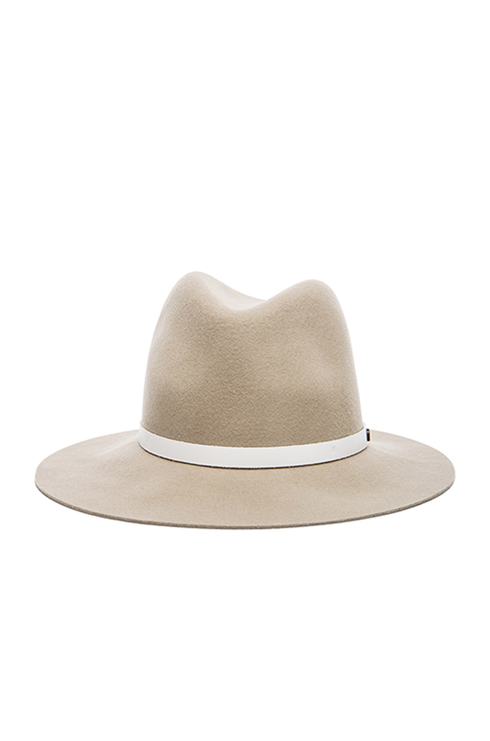 Image 1 of Rag & Bone Floppy Brim Fedora in Tan