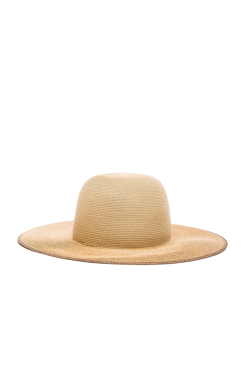 Image 1 of Rag & Bone Lily Sunhat in Natural Multi