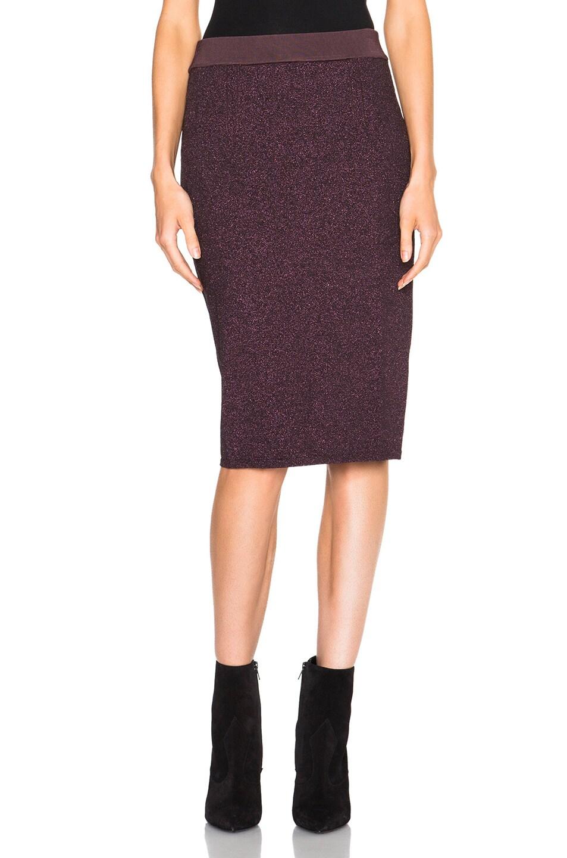 Image 1 of Rag & Bone Marie Skirt in Nightshade