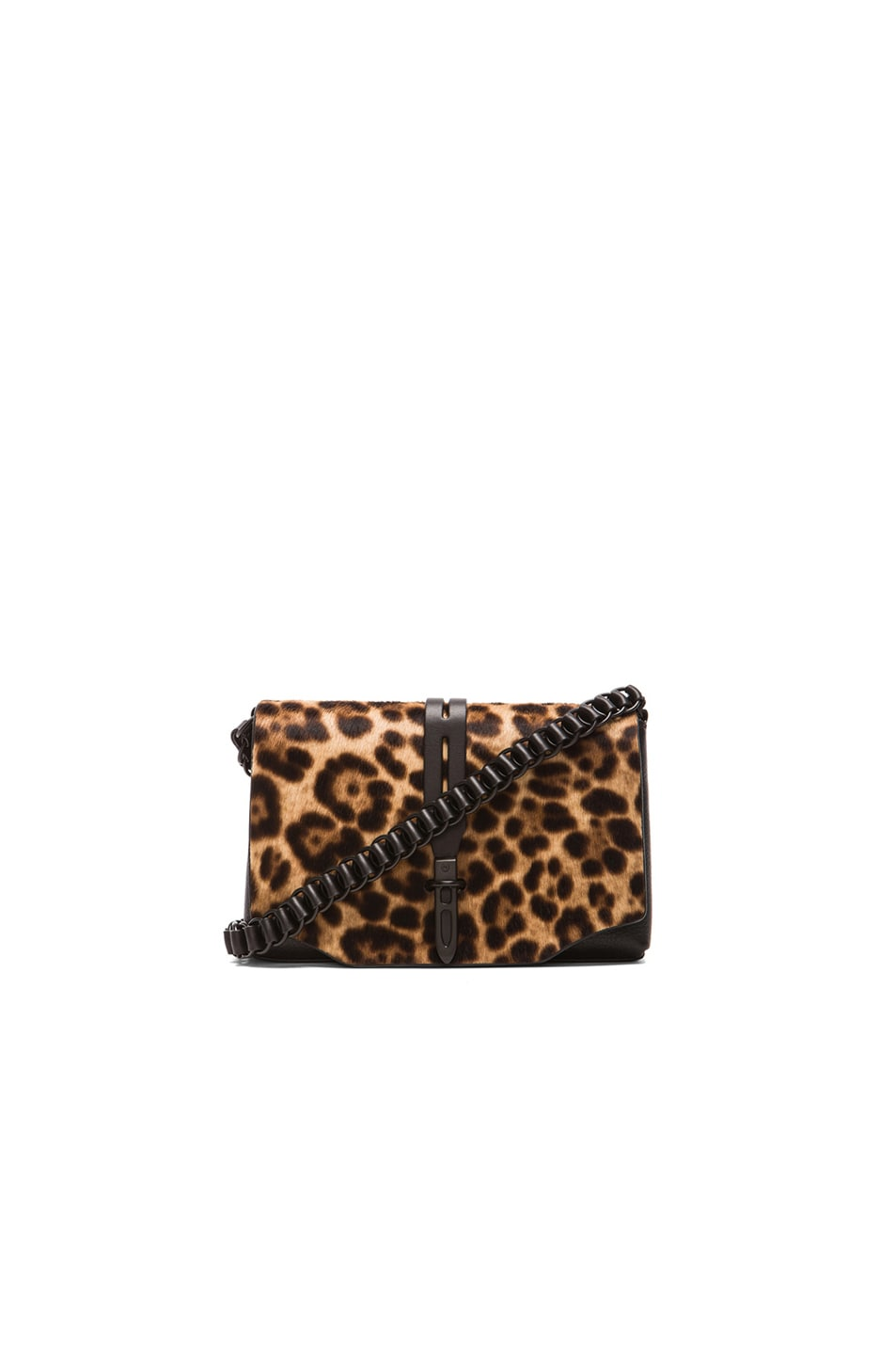 Image 1 of Rag & Bone Enfield Mini Bag in Leopard