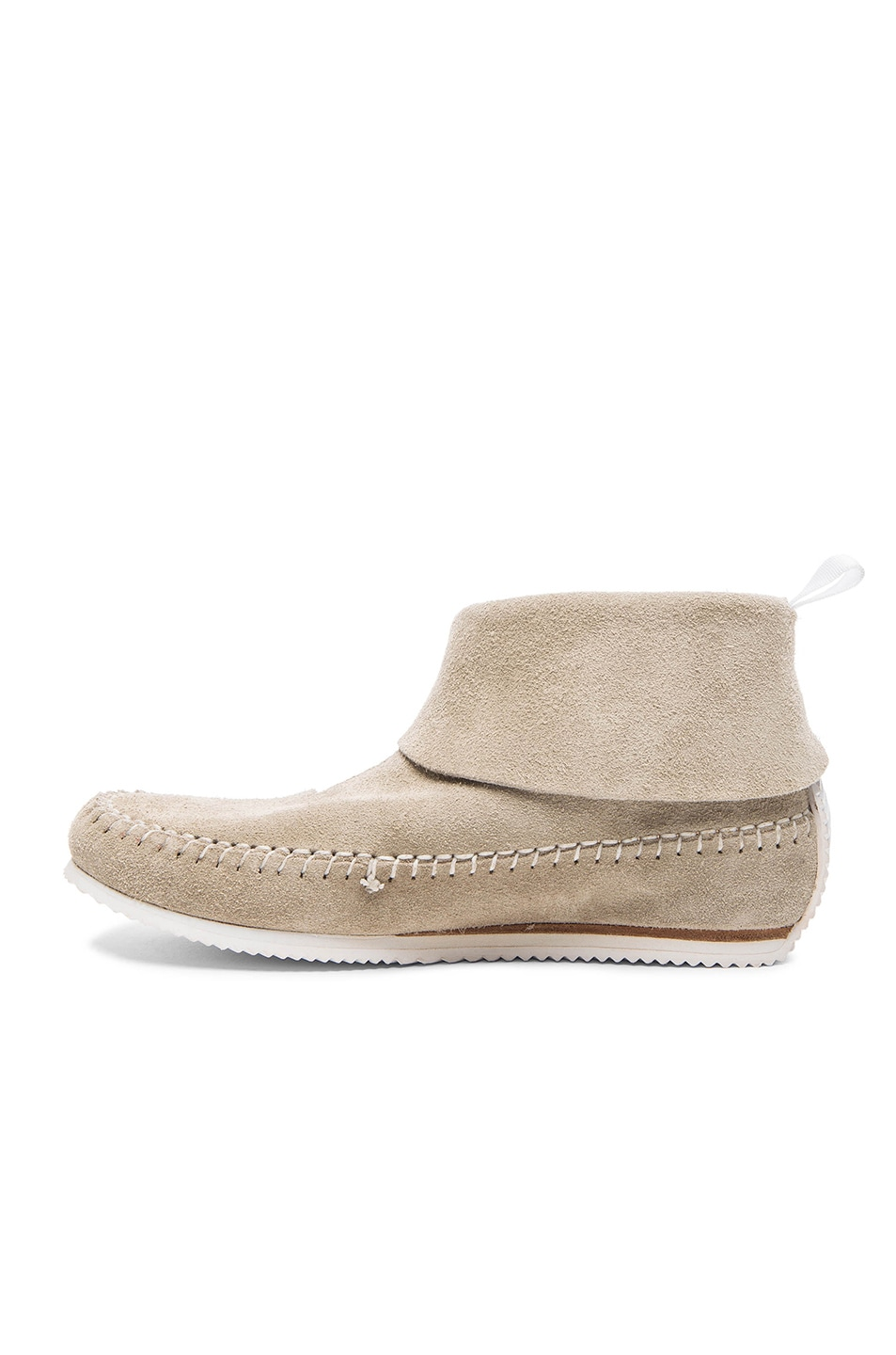 Womens Boots New Style 65413765 Rag Bone Brixton Suede Wedge Moccasins