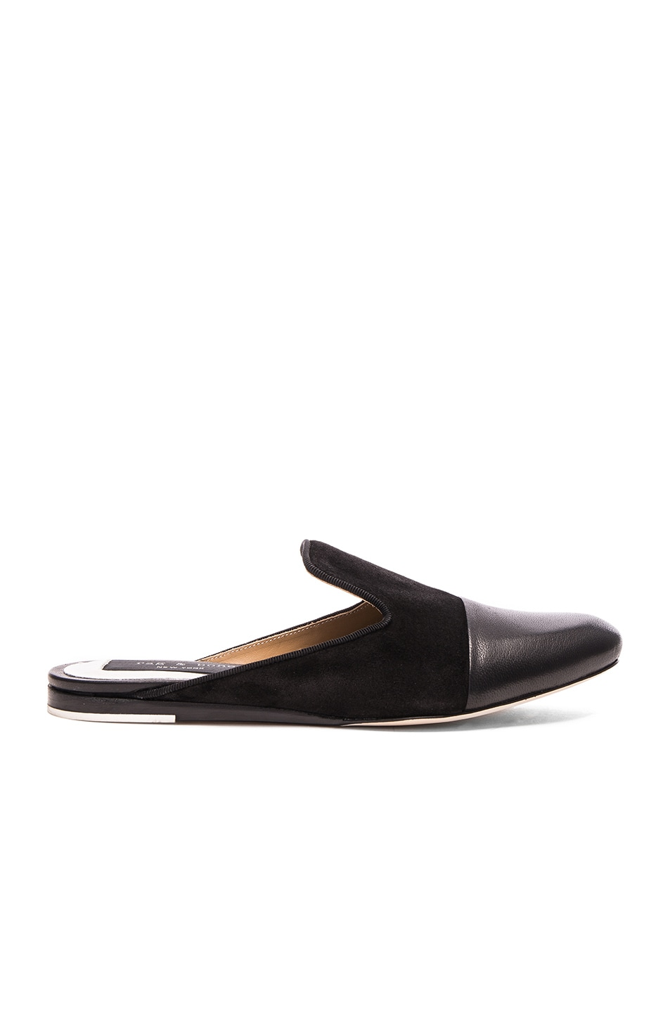 Image 1 of Rag & Bone Sabine Loafer in Black