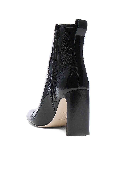 Image 3 of Rag & Bone Patent Leather Ellis Boot in Black