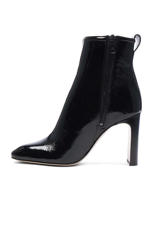 Image 5 of Rag & Bone Patent Leather Ellis Boot in Black