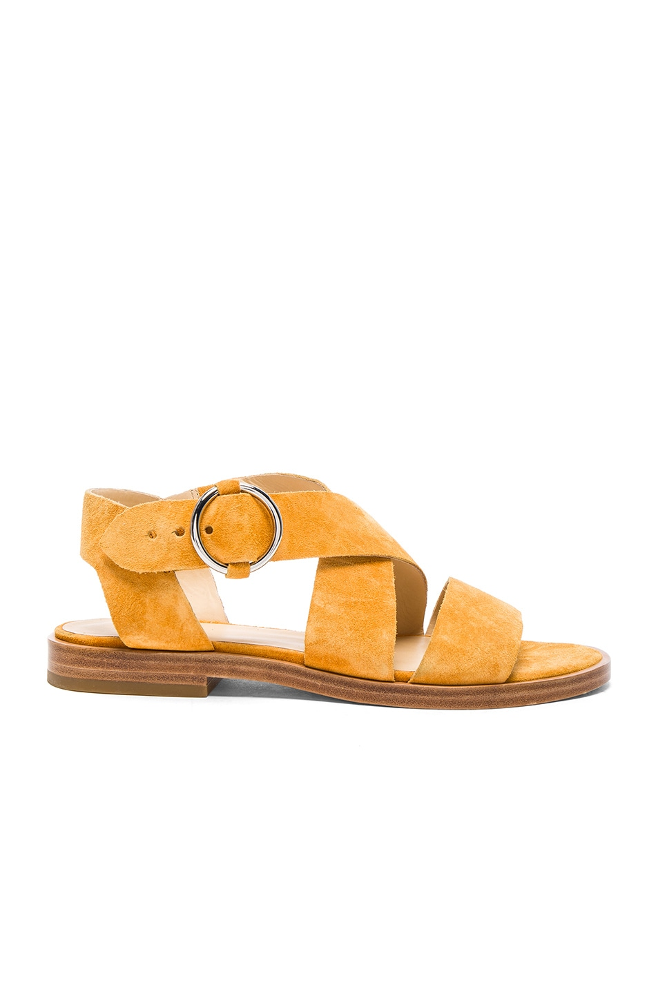 Image 1 of Rag & Bone Brie Sandal in Marigold