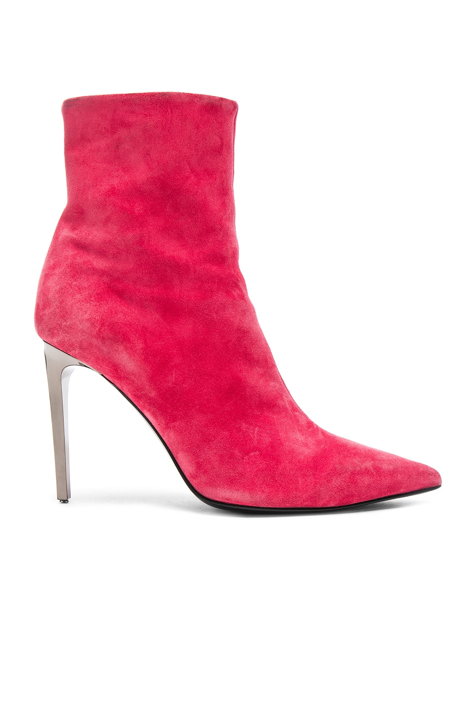RAG&BONE Suede Wes Boots in Berry Online Cheapest  Clearance Discount aww3SEIxE