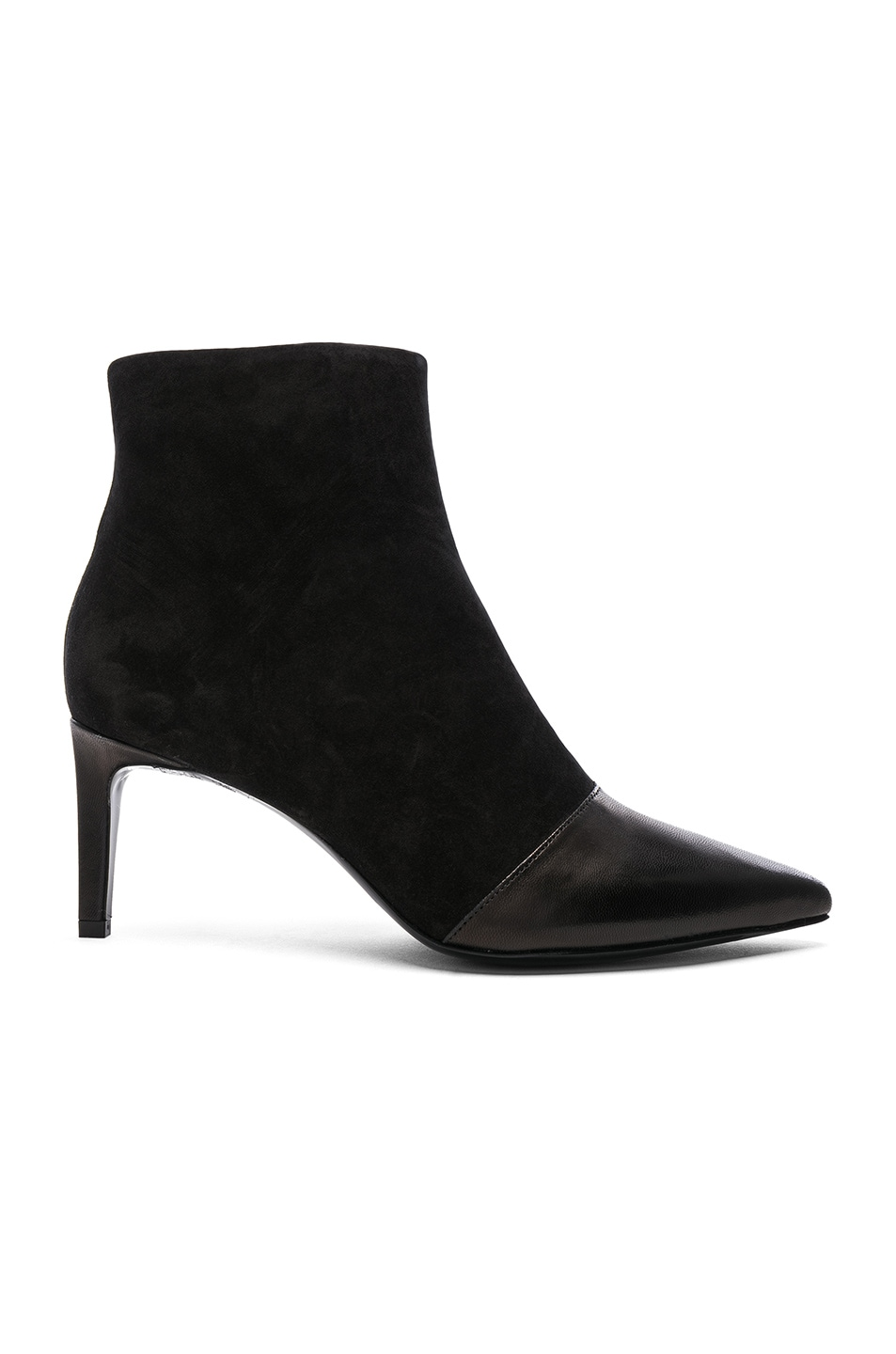 RAG&BONE Leather Beha Boots in . ga3LviG394