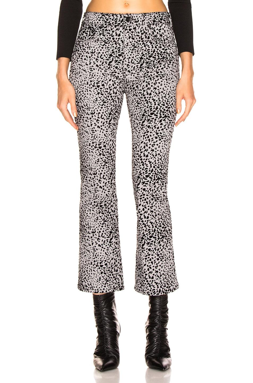 Image 1 of Rag & Bone Hana Jean in Grey Cheetah
